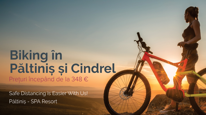 Biking in Paltinis si Cindrel